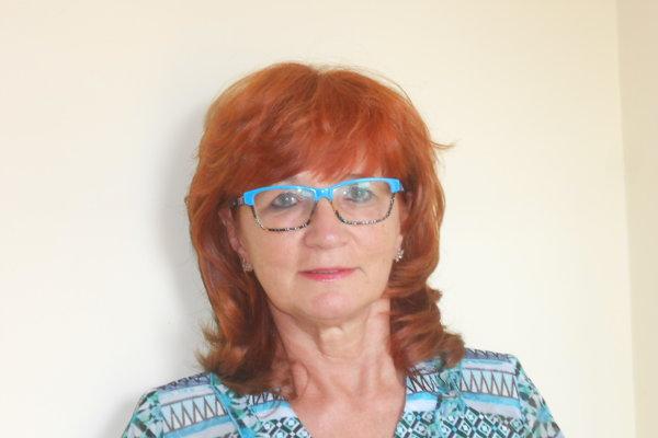 Anna Rybáriková.