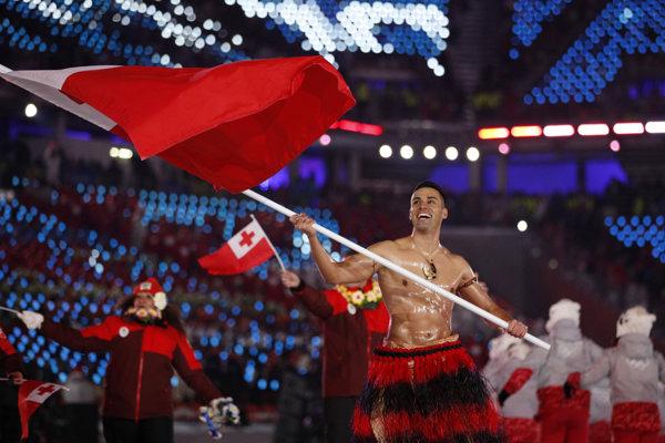 Pita Taufatofua sa na zimnej olympiáde predstaví ako bežec na lyžiach.