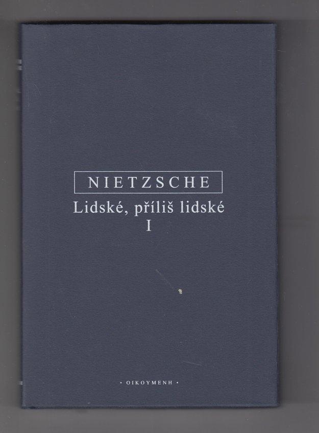 Publikácia Lidské, príliš lidské (Nietzsche) - Archív SME