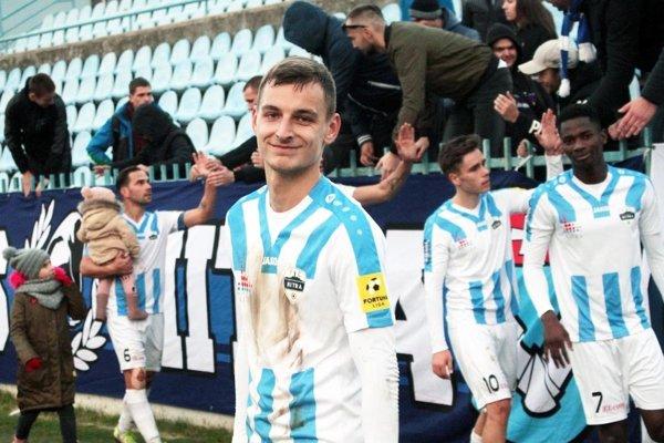 Richard Križan pri svojom debute vo Fortuna lige nechýbal na jeseň na ihrisku ani jednu minútku.