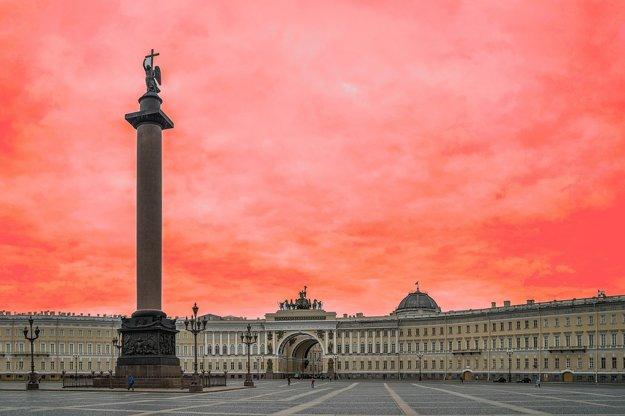 Moskva aj Petrohrad počas jedného zájazdu