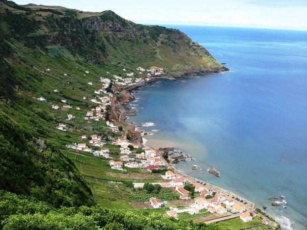 Azorské ostrovy a kvetinový raj v Atlantiku