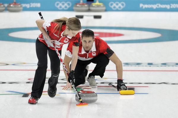 curling funguje ako paralela vzťahov.