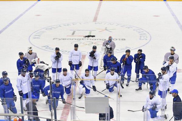 Slovenskí hokejisti. Ako dopadne ich púť na olympijskom turnaji?