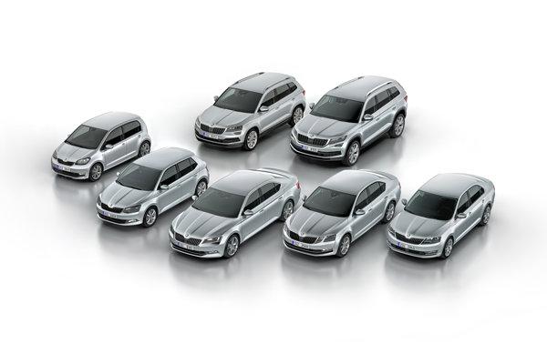 Takmer každé piate auto predané na Slovensku bola Škoda.