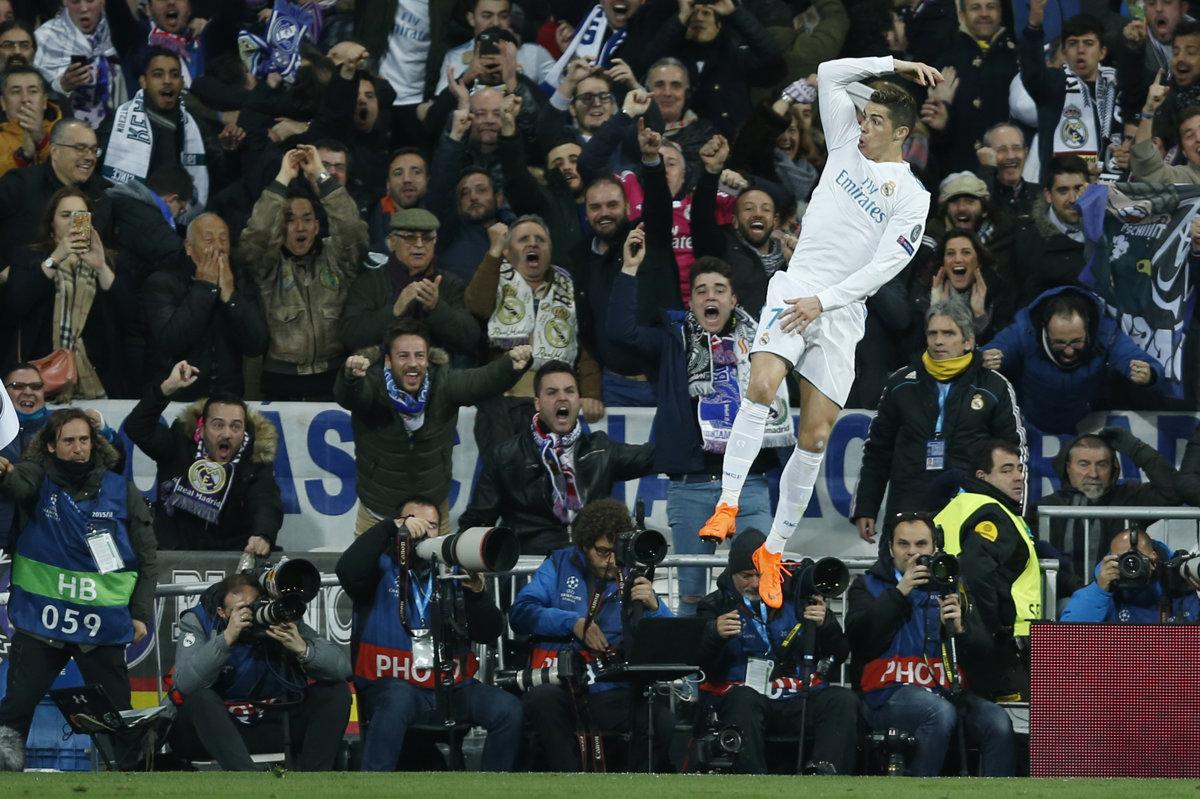 23dd37d50332f Real Madrid : PSG - Online - Liga majstrov 2017/2018 - Šport SME
