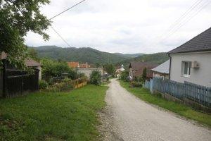 Časť obce Nová Lehota.