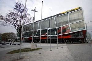 Štadión Ondreja Nepelu.