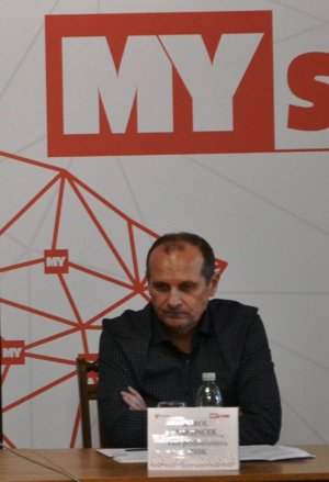 Karol Martinček, člen predstavenstva ZSSK.