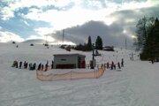 V Turíku sa naplno lyžuje.
