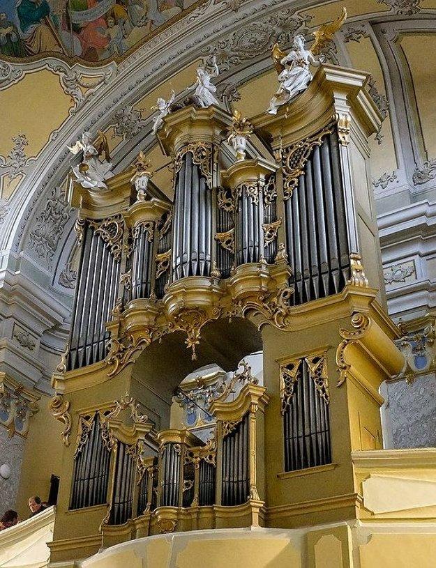 Organ v Pruskom má už vyše dvesto rokov.