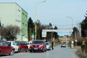 Prešovská fakultná nemocnica. Ktosi sa tam dokonca ulakomil na 800-metrový kábel.