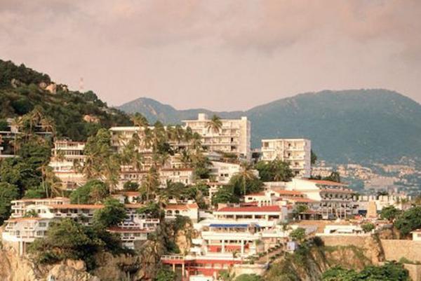 Mexiko.