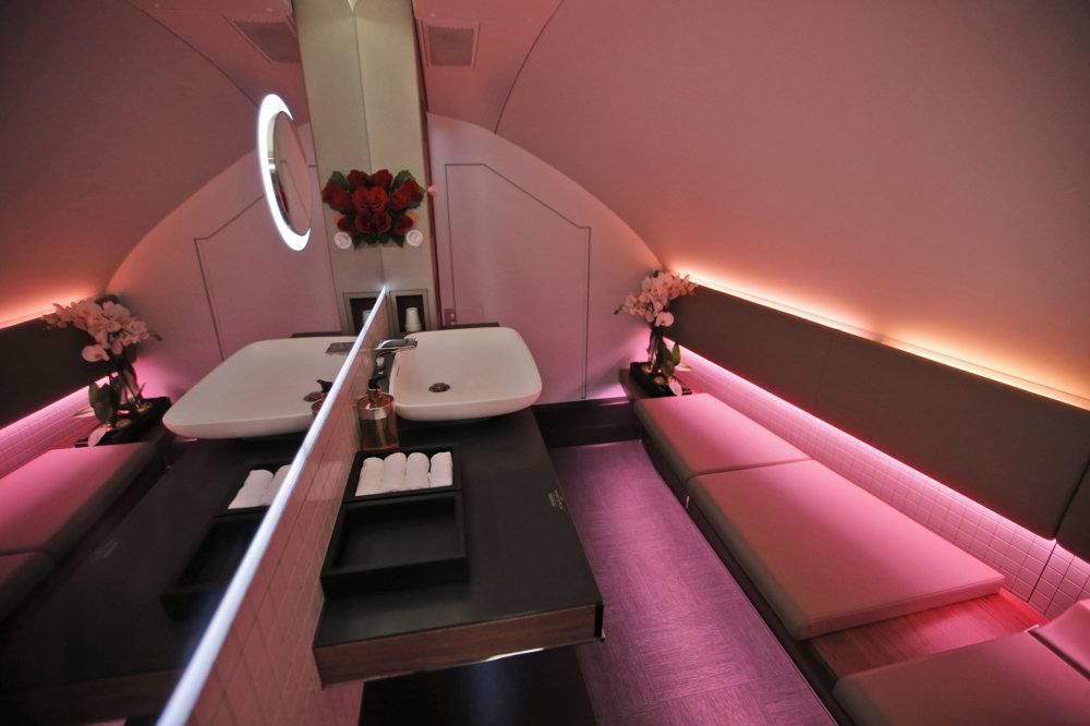 Airbus A380 a interiér prvej triedy - fotogaléria - tech.sme.sk - tech.sme. sk 8f6fa492fcd