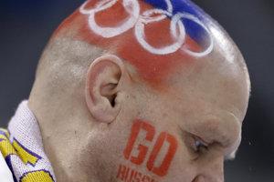 Ruský fanúšik.