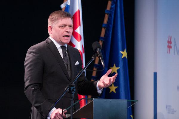 Fico: Slovensko si vie predstaviť väčšiu flexibilitu pri čerpaní zdrojov z eurorozpočtu