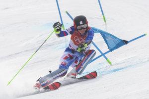 Petra Vlhová nebola so svojim účinkovaním na olympijských hrách príliš spokojná.
