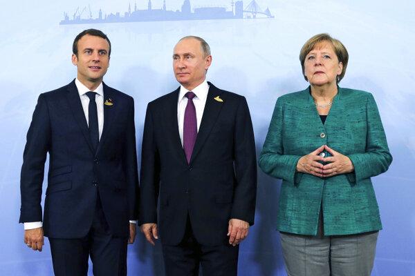 Lídri zdôraznili potrebu spoločného úsilia o uplatnenie prímeria žiadaného Bezpečnostnou radou.