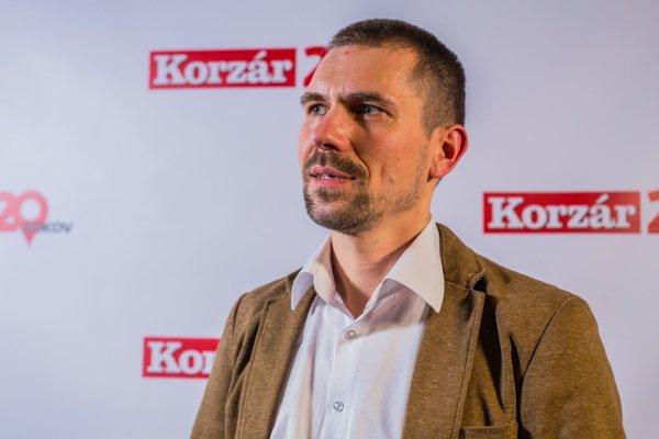Jaroslav Vrábeľ, šéfredaktor