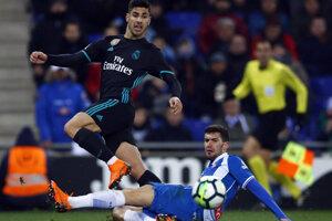 96f32def54f42 Pozrite si momentky zo zápasu Espanyol Barcelona - Real Madrid (12  fotografií)