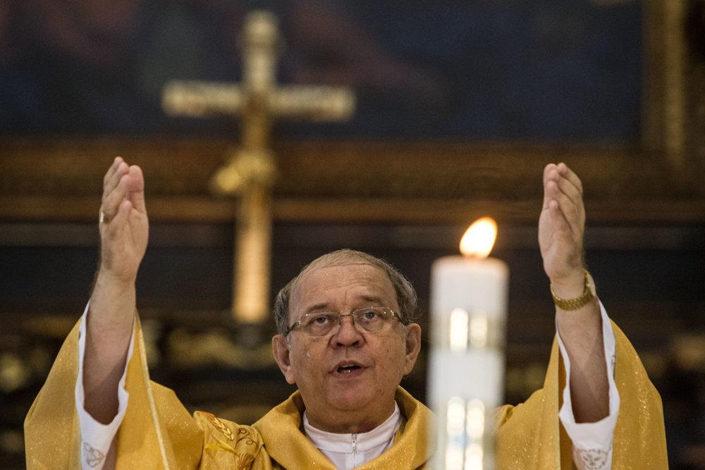 Arcibiskup Orosch sa verejnosti pripomenul hneď dvakrát.