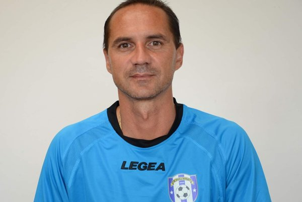 Tréner Novák Michal Jakubis.