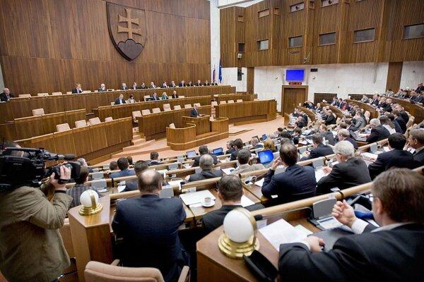 Voľby do slovenského parlamentu budú v marci.