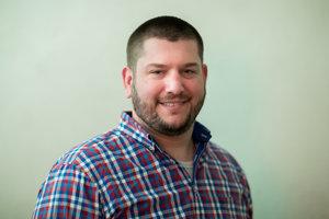 Matt Greene, generálny manažér logistického centra v Seredi.