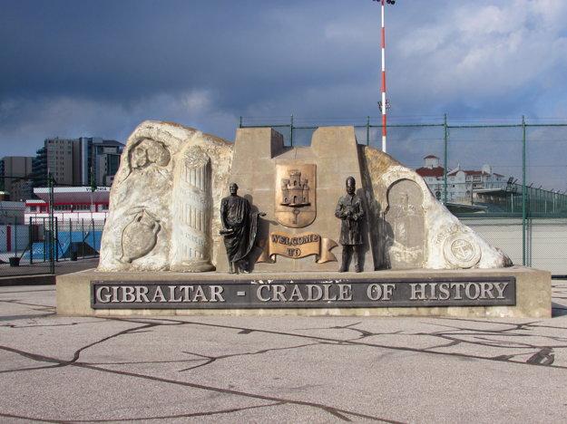 Gibraltár - kolíska hisórie