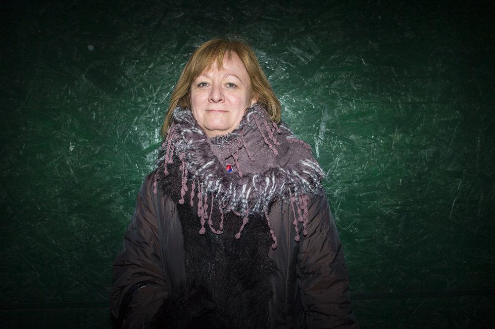 Katarína Blažeková.
