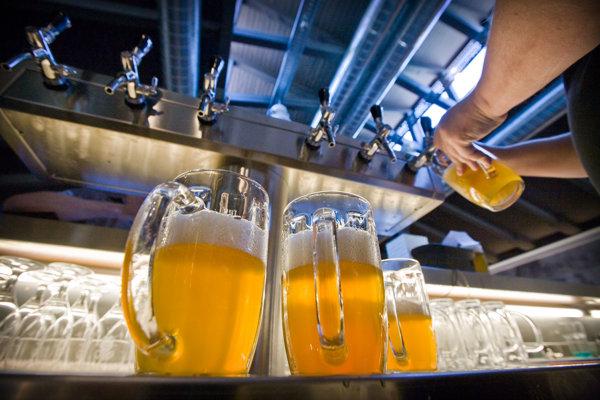 V Kremnici by sa mohlo variť pivo.