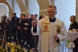 čestné občianstvo udelili generálnemu vikárovi Trnavskej arcidiecézy Jánovi Pavčírovi
