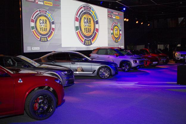 Ostatných šesť finalistov porazilo Volvo s veľkým náskokom.