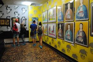 Warholovo múzeum je jedinečné.