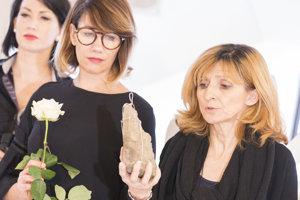 Poslankyňa NR SR Jana Cigániková, podpredsedníčka parlamentu Lucia Ďuriš Nicholsonová a poslankyňa Viera Dubačová.