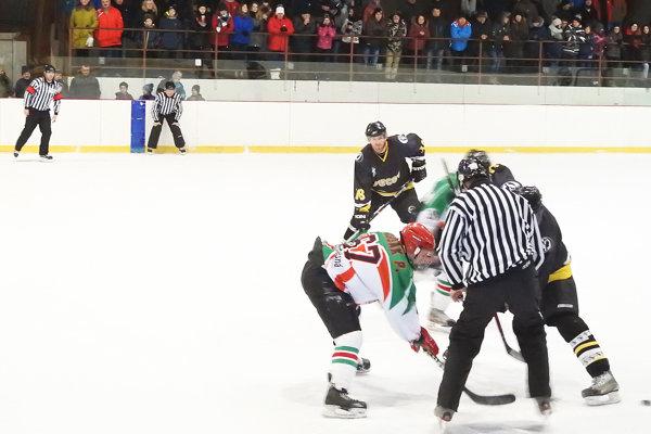 Druhý finálový duel v Oravskej Lesnej skončil remízou.