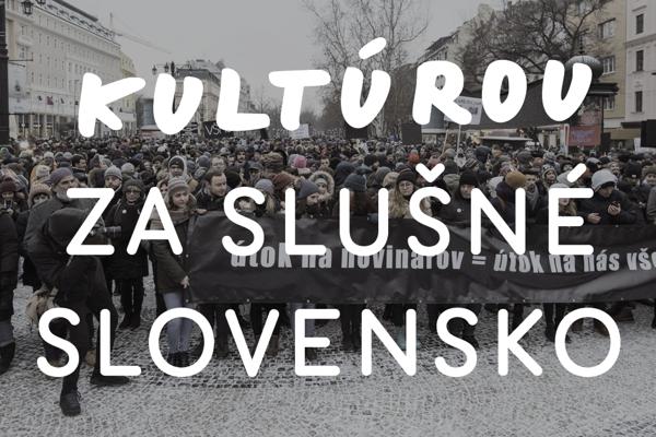 Organizátori pochodov a umelci predstavili spoločný dizajn.