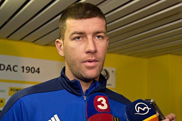 Množstvo zápasov odohral v drese Žiaru nad Hronom.