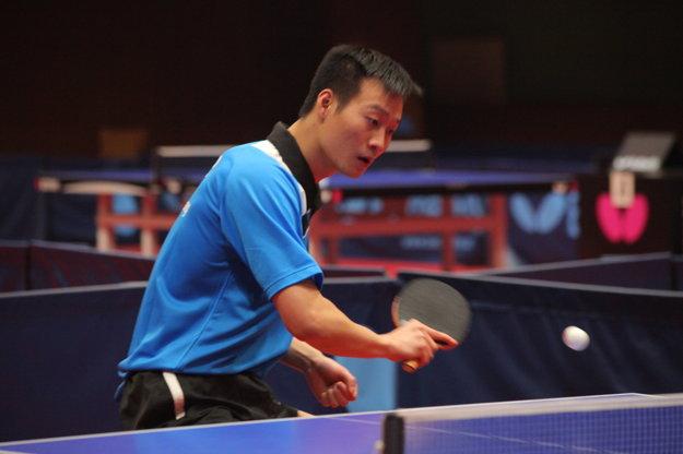Wang Yang, víťaz medzi mužmi.