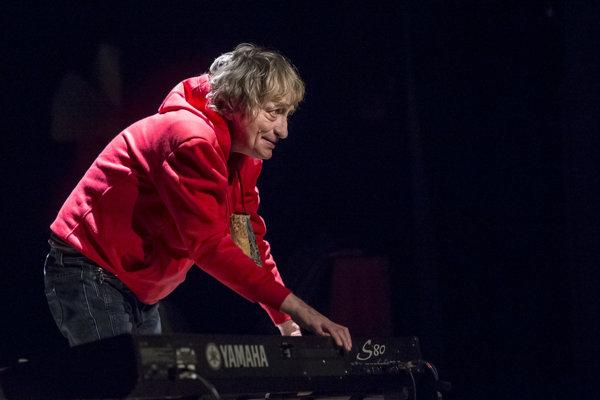 Marián Varga predstavil v kultúrnom centre Devín program s názvom Solo in concert.