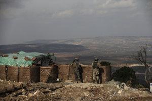 Turci začali ofenzívu v Afríne 20. januára.