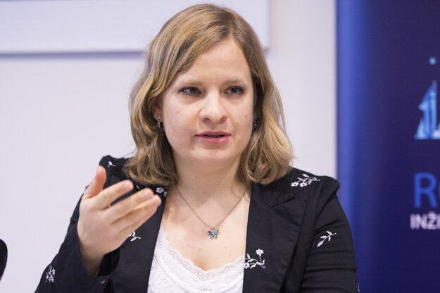 Michaela Musilová - Archív SME