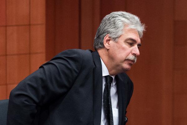 Rakúsky minister financií Hans Jörg Schelling.