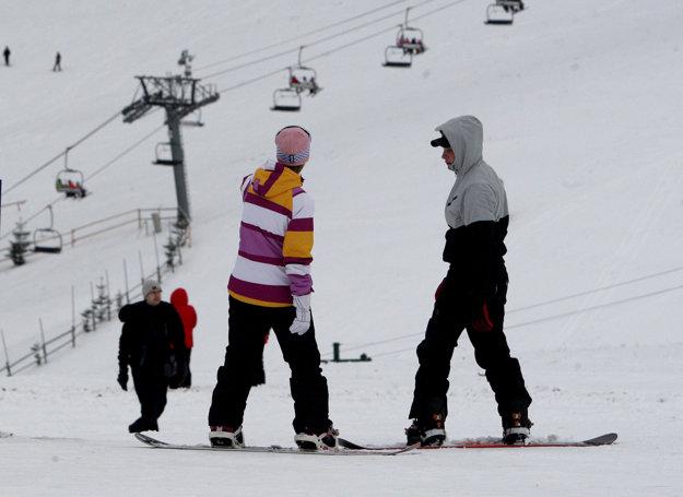 Lyžiarska sezóna sa pomaly končí.