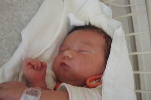 Terézia Hlúbiková (3280 g, 50 cm) sa narodila 26. februára Simone a Miroslavovi z Púchova. Doma na sestričku čaká 2-ročná Katka.