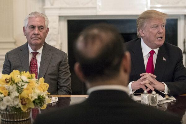 Tillerson už Trumpovi slúžiť nebude.