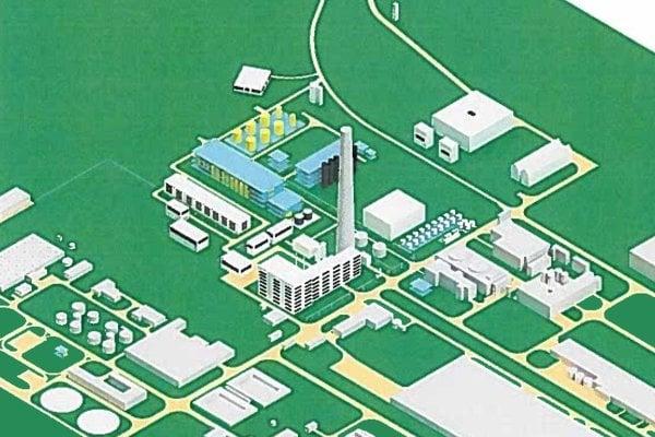 Vizualizácia budúcej fabriky. Nikde inde na svete taká nie je.