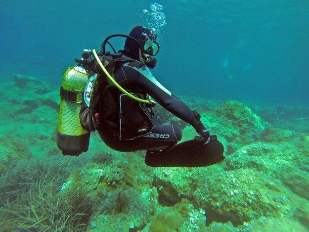 Malta ponúka kvalitné a bezpečné podmienky na potápanie.