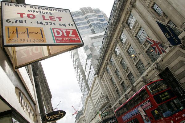 Nehnuteľnosti vo finančnom centre Londýna lákajú aj ruský kapitál. Na pôvod peňazí sa nikto nepýta.