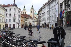 Jedinečnosť Ľubľany pestujú Ľubľančania už dlhšie. Napríklad i premysleným a dôsledným rozvojom cyklistickej infraštruktúry.